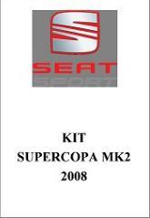 SEAT Leon Mk 2 Manuale//Utente Manuale